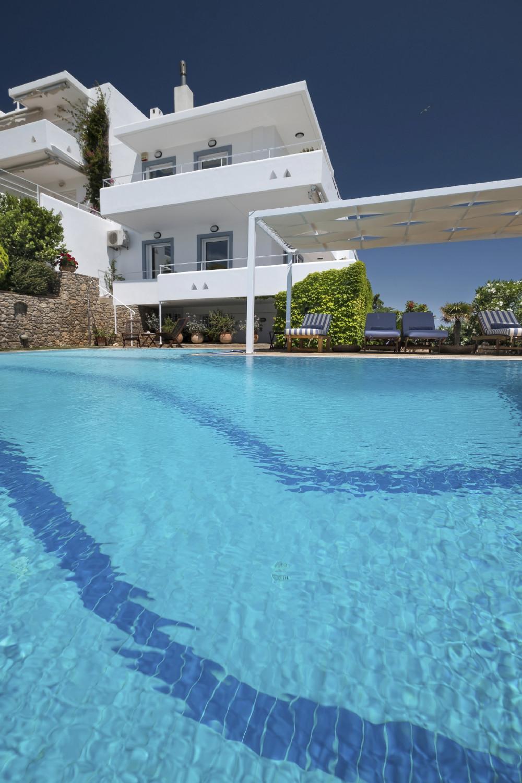 Sounio Villa Εξωτερικοί Χώροι