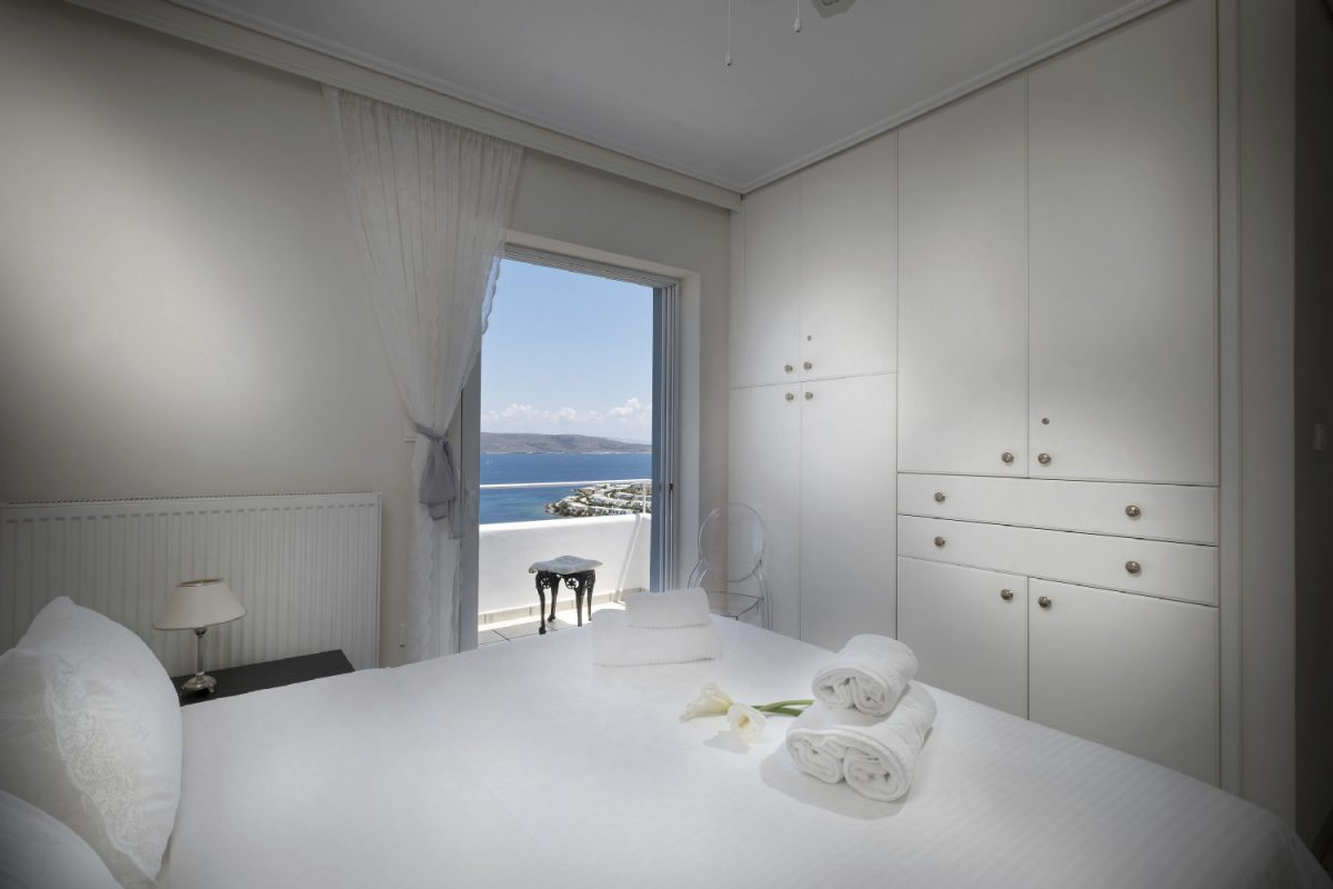 Sounio Villas Interior View